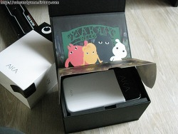 LG 아카폰 (LG AKA) 간단사용기