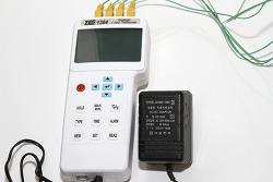 9V 아답터 TES1384 측정기 전원 Coms 아답터 이용하기