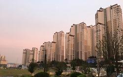 각 지역별 아파트 평당 가격 순위 (2017년 1월 기준)