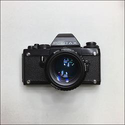 펜탁스 LX + A 50mm F1.4