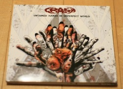 "메탈 그룹 크래쉬(Crash)의 2014년 EP 앨범 """"Untamed Hands In Imperfect World"""