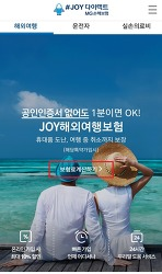 해외여행자보험 가입방법 (5분이면 OK!!)