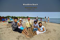 토론토 여행 우드바인비치 Woodbine Beach (2015.07.04)