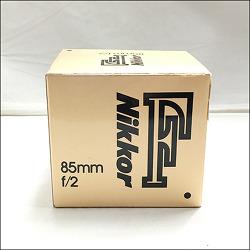 니콘 85mm F2.0