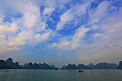 베트남 하롱베이 여행기 4편(스피드보트)