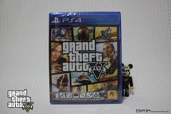 PS4 GTA5 오픈케이스