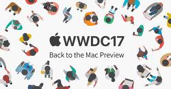 WWDC 2017: 백투더맥 프리뷰