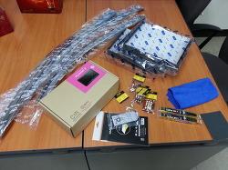 [ 옵티마 내차 만들기 3 ] 썬바이져, 네비게이션 설치와 항균필터, 실내등 교체.