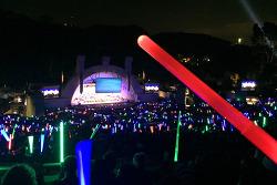 존 윌리엄스(John Williams)가 직접 지휘하는 스타워즈(Star Wars) 주제곡! 헐리우드보울 야외음악회