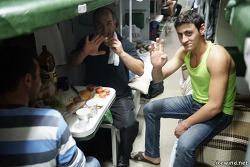 [여행인연] 58시간 바쿠행 열차에서 만난 사람들