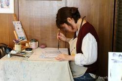 """홍콩 여행: 특별한 경험을 원한다면 중국전통그림 수업신청! """"Chinese Painting Class"""" by KA Atelier"""