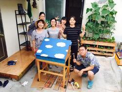 태양열식품건조기가 맺어준 인연