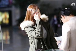 140205 김포공항 출국