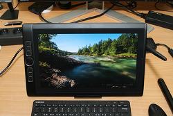 와콤 모바일 스튜디오 프로 13 리얼센스 2D 3D 태블릿PC