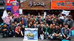 [현장 포토 리뷰] 이런 요리대회가 있었던가... 청춘들의 요리배틀 '요리왕 김자취'