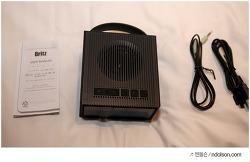 블루투스 알람시계 LED스피커, 브리츠 BZ-M3060