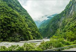 타이완 여행 - 4 (타이루거 협곡)
