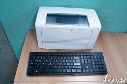 가성비 좋은 후지제록스 프린터 DP P215b의 빠른 인쇄속도