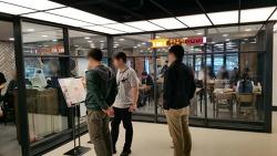 고속터미널 센트럴시티內 '한옥집 김치찜' 창업을 도와드리며..