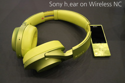 Sony H.ear on Wireless NC 외 신제품 발표회