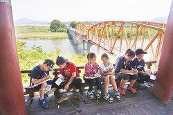 5월에 떠난 두산중 역사탐방 생태체험