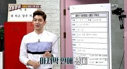 냄비받침 속 이용대 선수의 지이크 파렌하이트 컬러 블록 셔츠 (FQBAB5029)