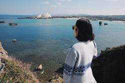 [일본여행] 오키나와 만좌모(Cape Manza) 에서