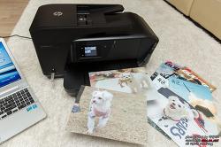 자유로운 무선 프린팅 사무용 프린터! HP 오피스젯 7510 와이드 포맷 e-복합기!