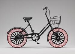 바퀴 펑크 걱정이 없는 브리지 스톤의 자전거 타이어