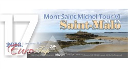 [D+5] Mont Saint-Michel Tour VI - Saint-Malo 생 말로, 프랑스