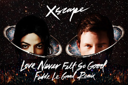 [Pops English | 07.07-07.08] Love Never Felt So Good-Michael Jackson (Feat. Justin Timberlake)