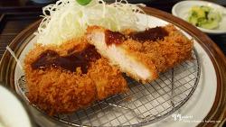 [아오야마 맛집] 돈카츠가 맛있는 ::마이센(とんかつまい泉)