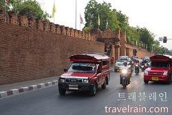 [태국 치앙마이] 시내 버스 정보