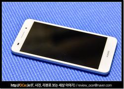 저가폰과 가성비 스마트폰 사이. 유플러스 화웨이 H폰 특징 6가지