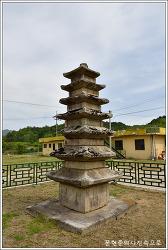 강원 화천 위라리칠층석탑