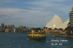 7박9일 간의 호주 캠핑카 여행 - 8. 드디어 시드니로