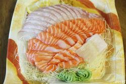 미리 포장된 생선회, 신선도 알아보는 방법(마트, 수산시장에서)