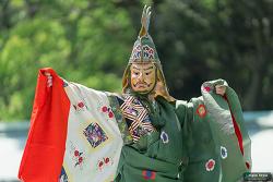 메이지진구 신사 봄의 대제 (明治神宮 春の大祭 2017, Bugaku)