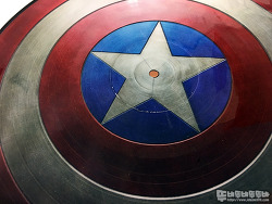 Captain America : : The First Avenger (캡틴 아메리카) OST  Picture Disc