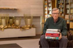 빌 게이츠가 선정한 2017년 올해의 책 5권