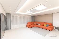 수원인테리어 권선동 자이 이편한세상 46평아파트 부분리모델링