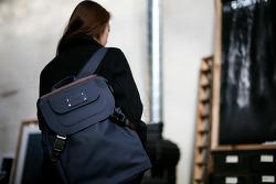깔끔한 여자백팩 보가타 Hera Backpack