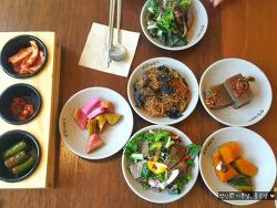 대구 범어 맛집, 건강한 자연밥상 순남시래기