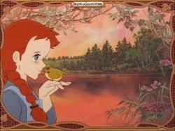 빨강머리 앤~(ANNE OF GREEN GABLES).