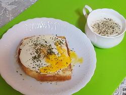 3분완성, 요즘 핫한 마약 토스트