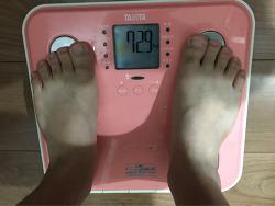 1068일차 다이어트 일기! (2017년 8월 12일)