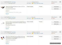 [기타] 알리익스프레스에서 후지필름 X-T20, XF23mmF2 악세사리 구매 + 니콘용 고독스 플래시 TT685n 동조기 X1T-N 구매