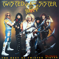 Twisted Sister - Me And The Boys