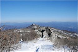 20171217 소백산 (어의곡 원점회귀) (충북단양)