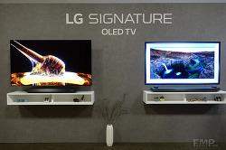 LG 올레드 TV, 슈퍼 울트라HD TV AI ThinQ(씽큐) 발표. 인공지능이 핵심